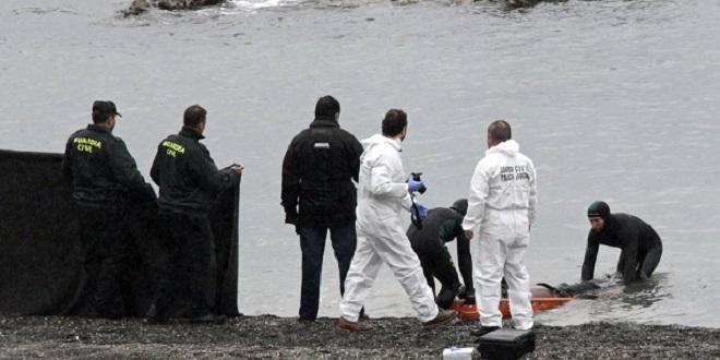 Sebta : Deux migrantes meurent noyées