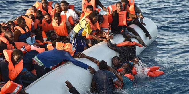 Migration illégale: La Marine Royale sauve 202 personnes en Méditerranée