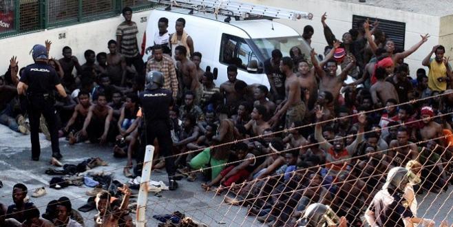 Maroc-Espagne : Des ONG s'insurgent contre les expulsions de migrants
