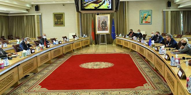Migrants illégaux: L'UE discute du retour au Maroc