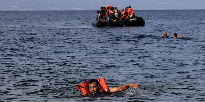Sebta: Neuf migrants marocains secourus