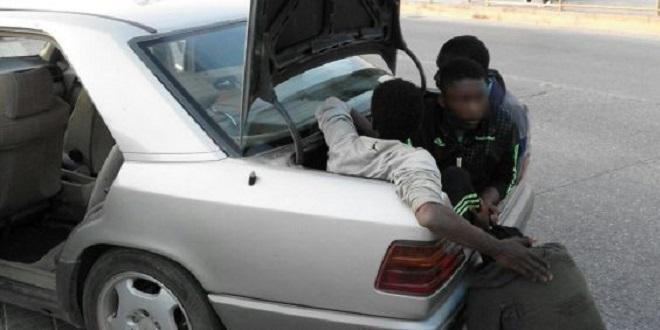 Immigration/Melilia : Les voitures béliers de retour