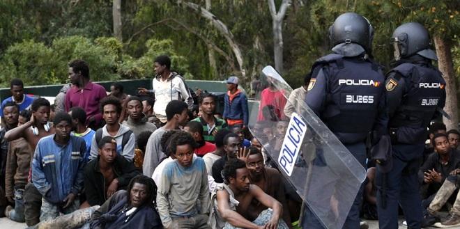 Réadmission de migrants au Maroc