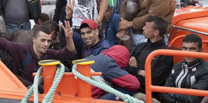 Emigration clandestine : La Marine Royale évite un drame… de justesse