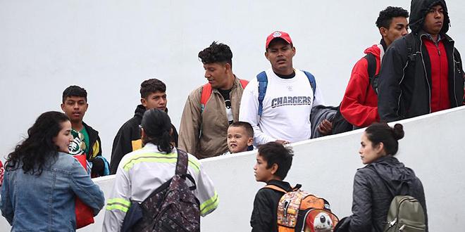 Migrants : Trump durcit les règles d'asile