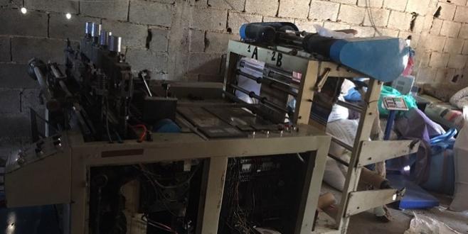 Mika : Une unité de fabrication clandestine fermée à Benslimane