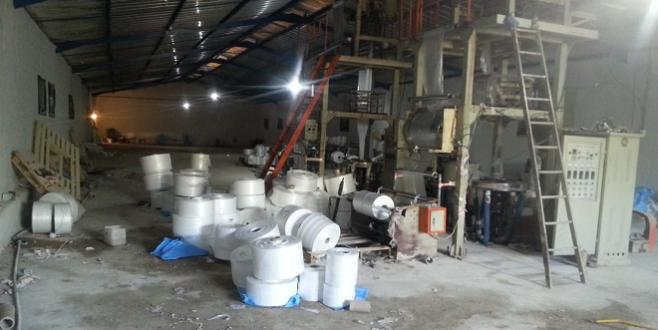 Tanger: Une usine clandestine de sacs en plastique démantelée
