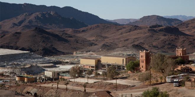 Cobalt : L'australien Clancy exploitera la mine de Bou Azzer