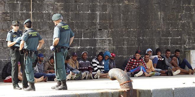 Espagne : Des mineurs marocains non accompagnés rapatriés?