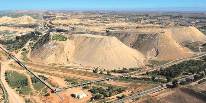Mines: Deux projets cartographiques finalisés