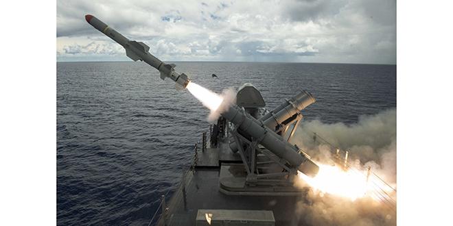 Le Maroc commande des missiles Harpoon pour 62 millions de dollars