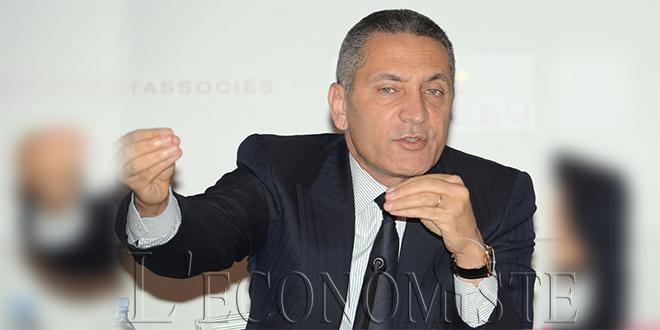 Création de la zone franche d'exportation Souss-Massa