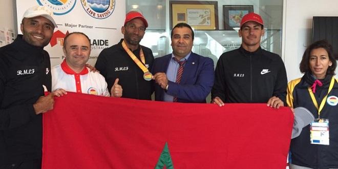 Un Marocain à la tête de la Confédération africaine de sauvetage