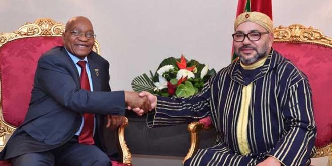 Maroc/Afrique du Sud : Vers de meilleures relations