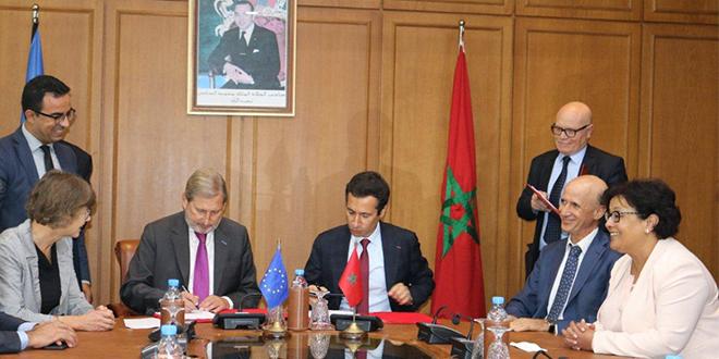 Le Maroc conclut deux nouveaux accords avec l'UE