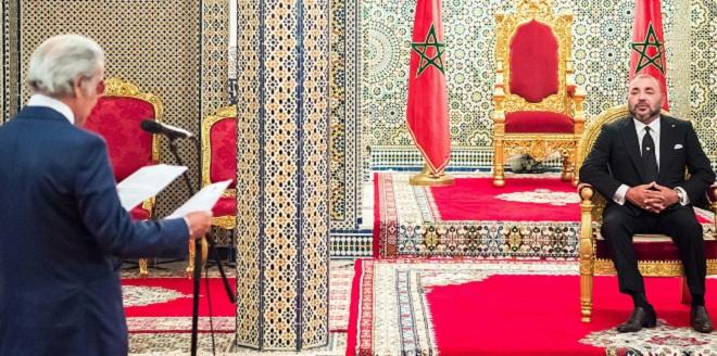 Jouahri présente au Roi le rapport de BAM sur la situation économique