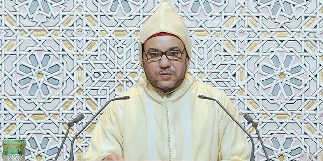 Le Roi reçoit le rapport sur Al Hoceima