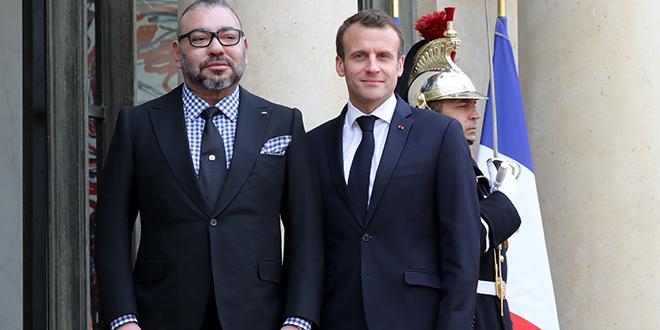 Le Roi à Paris pour le 11 Novembre