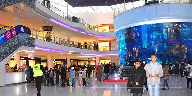 Morocco Mall lance ses soldes d'été