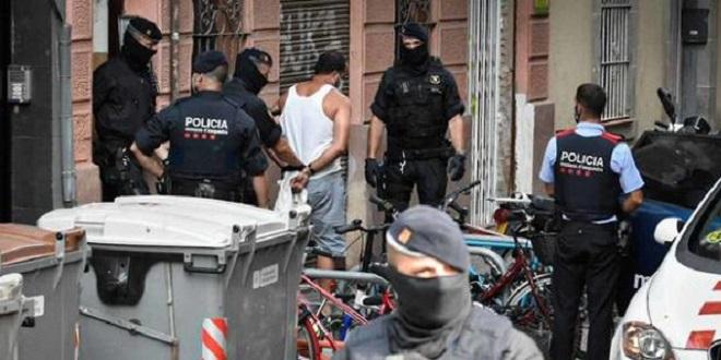 Espagne: Arrestation de deux présumés terroristes algériens