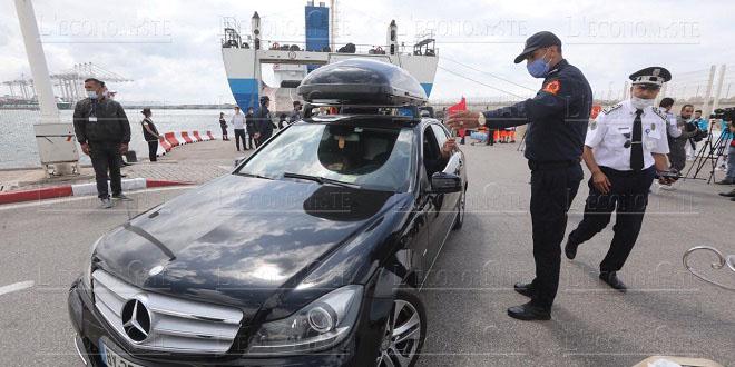 Marhaba: Deux navires night ferry affrétés pour les MRE