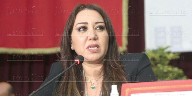 Nabila Rmili n'est plus ministre de la Santé