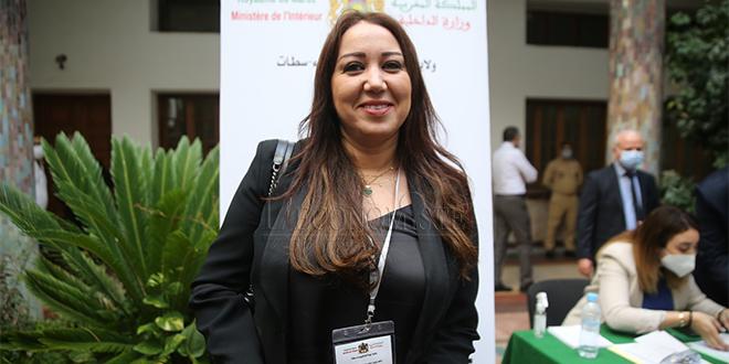 Casablanca: Nabila Rmili (RNI) élue à la tête de la mairie