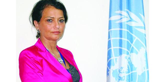 ONU : Najat Rochdi nommée conseiller humanitaire pour la Syrie