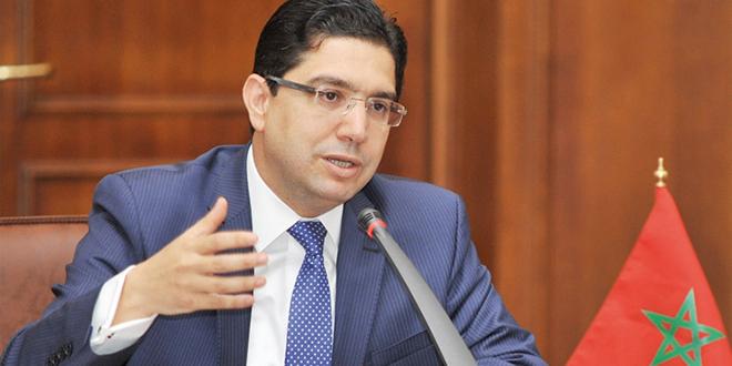 Maroc-Israël: Bourita s'entretient avec le conseiller israélien à la Sécurité