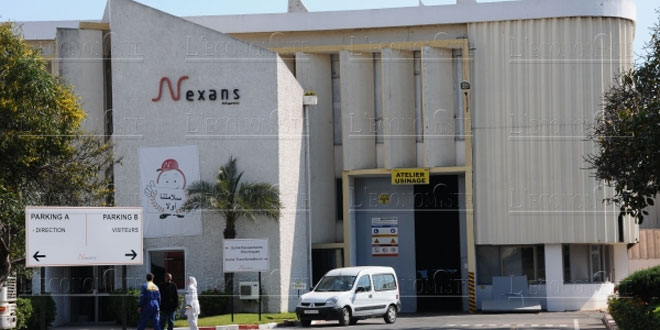 Fibre optique: Nexans lance une nouvelle usine au Maroc