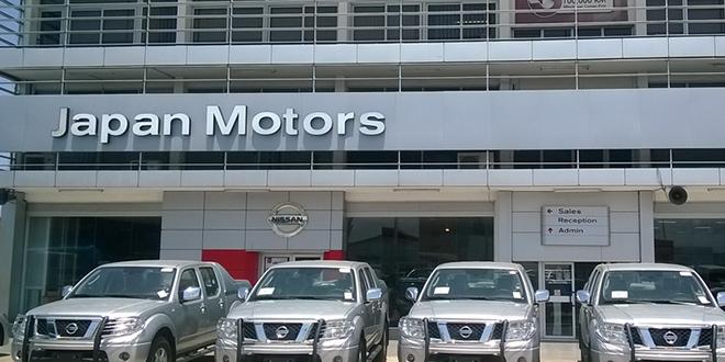 Le Ghana attire Nissan