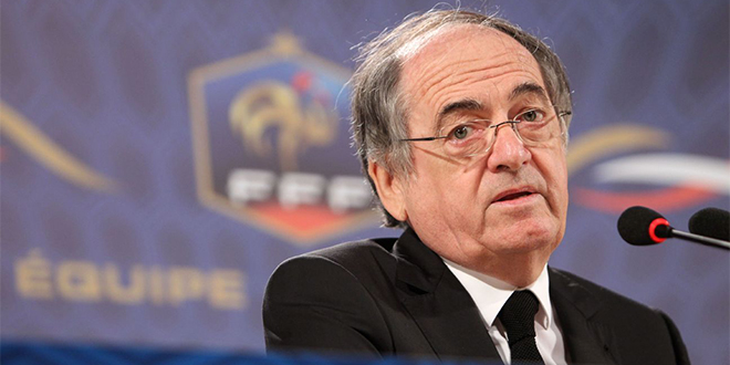 À Moscou, le président de la Fédération française de football défend Maroc2026