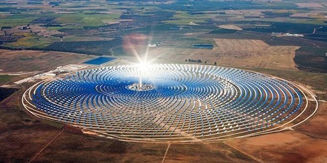 """Inde : La Centrale solaire ''Noor Ouarzazate"""" remporte le prix """"2017 Africa Development Impact"""""""