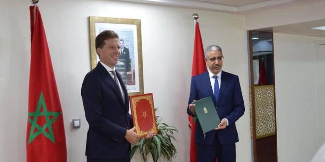 Nucléaire: Le Maroc et la Hongrie renforcent leur coopération en matière de formation