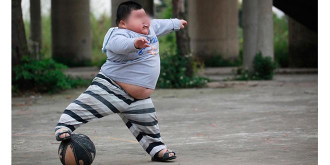 En 40 ans, l'obésité infantile a été multipliée par 10 dans le monde