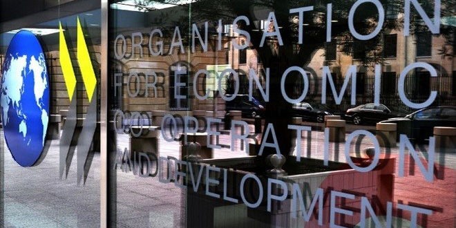 Zone euro : L'OCDE abaisse ses prévisions de croissance