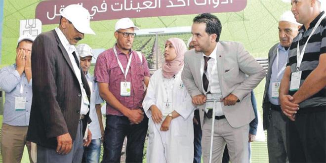 El Hajeb : L'OCP lance la 2e phase d''Al Moutmir Li Khadamat Al Qorb'