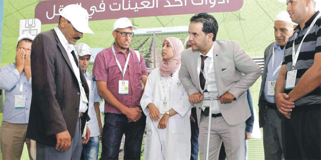 "Le dispositif ""Al Moutmir Itinérant"" arrive à Kelâat Sraghna"