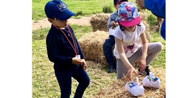 La ferme pédagogique de Dar Bouazza tient sa chasse aux œufs