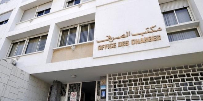 Office des changes: Hausse dedu flux des IDE