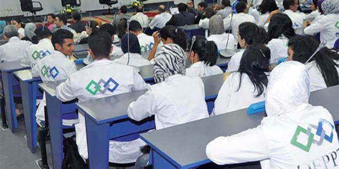 OFPPT : 1,6 million de jeunes formés en 15 ans