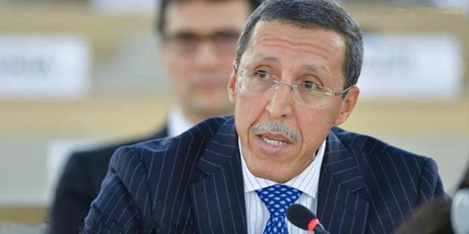 Omar Hilale, président du Conseil d'Administration de l'UNICEF