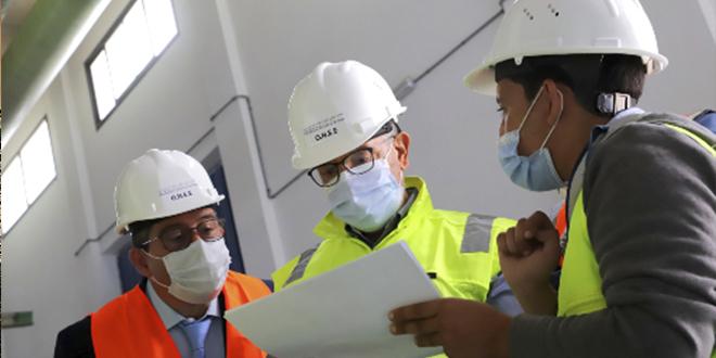 Démarrage des essais de la station de dessalement de Laâyoune