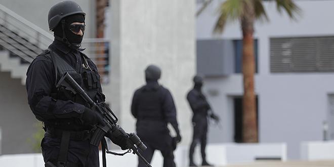 Cellule terroriste de Nador et Berkane: Deux sites de fabrication d'explosifs découverts