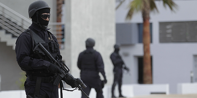 Lutte antiterroriste : Nouvelles arrestations du BCIJ