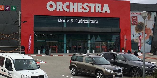 Covid-19: Orchestra, première victime du secteur textile en France