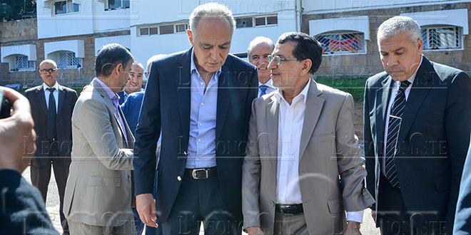 """El Othmani: """"privé et public, main dans la main pour accélérer la croissance"""""""