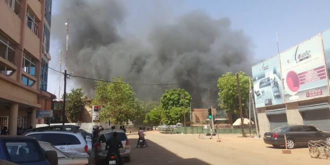 Ouagadougou: une trentaine de morts dans l'attaque contre l'état-major