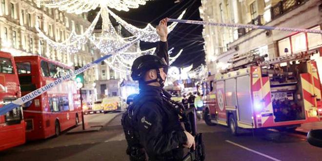 Londres: fausse alerte terroriste