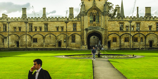 L'université d'Oxford suspend tout financement de Huawei